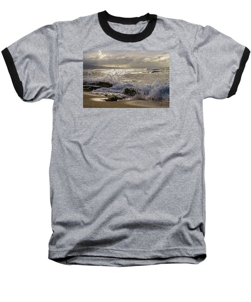Ho'okipa Beach Maui Baseball T-Shirt