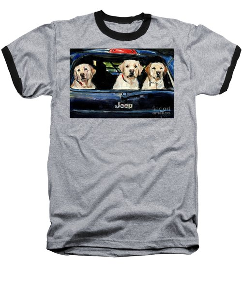 Hooligans Baseball T-Shirt