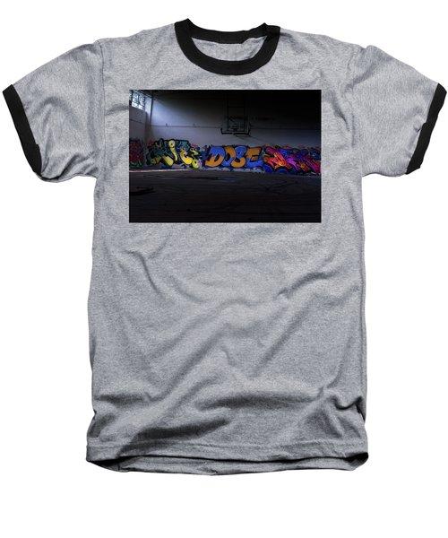 Hoop Dreams Baseball T-Shirt