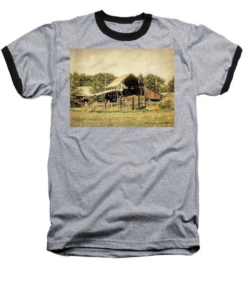 Hooper Hay Shed Baseball T-Shirt