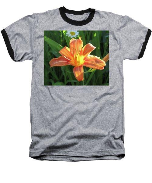 Hooray Summers Here Baseball T-Shirt