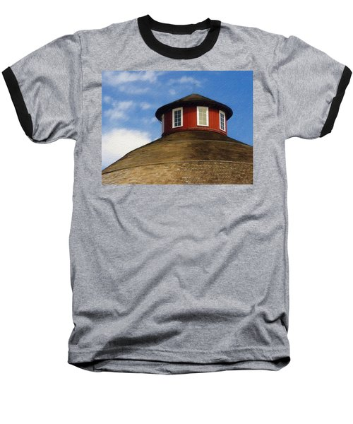 Hoosier Cupola Baseball T-Shirt