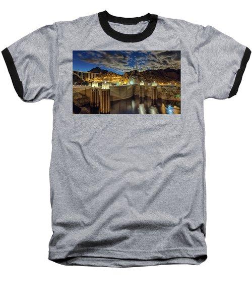 Hoover Dam Baseball T-Shirt