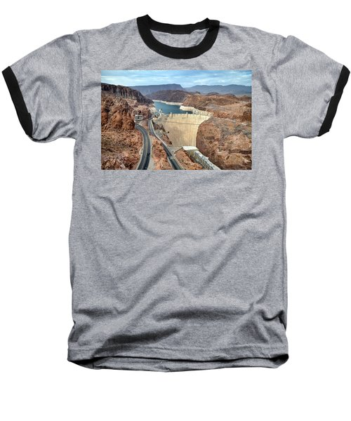 Hoover Dam Baseball T-Shirt