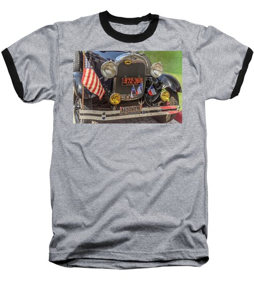 Hoover Era Ford Baseball T-Shirt