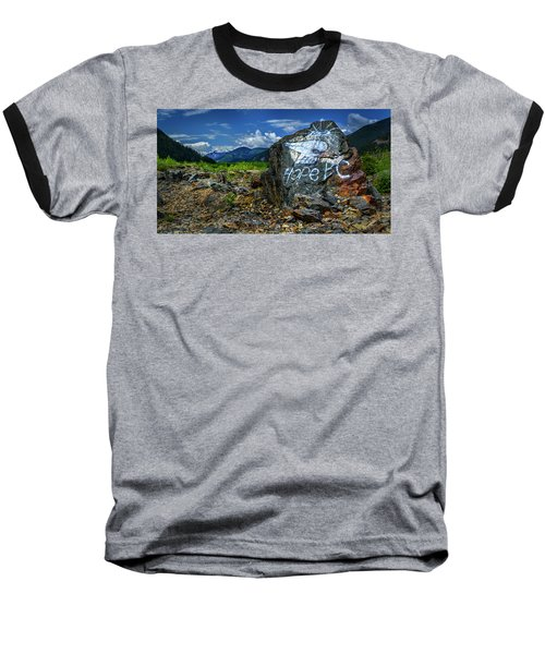Baseball T-Shirt featuring the photograph Hope II by John Poon