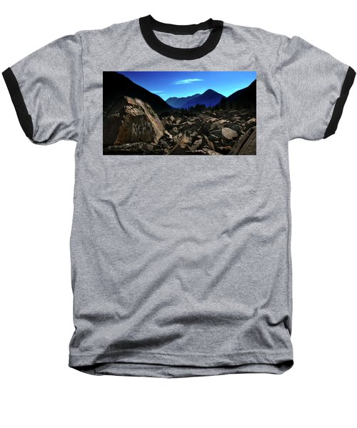 Baseball T-Shirt featuring the photograph Hope by John Poon