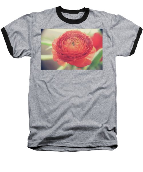 Baseball T-Shirt featuring the photograph Hope by Laurie Search