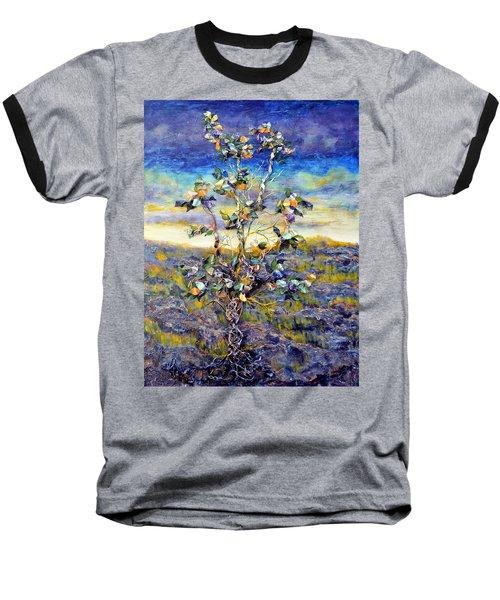 Hope Baseball T-Shirt by Regina Valluzzi