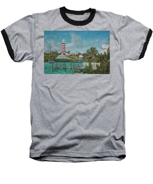 Hope Town Memory Baseball T-Shirt