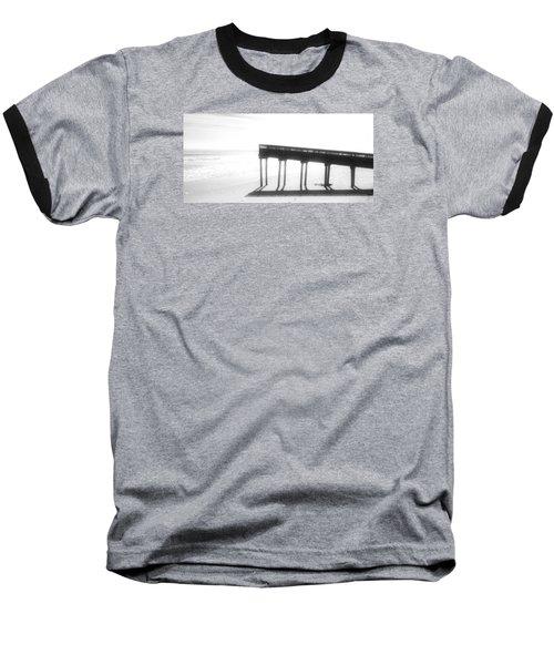 Hope Vs Reality Baseball T-Shirt
