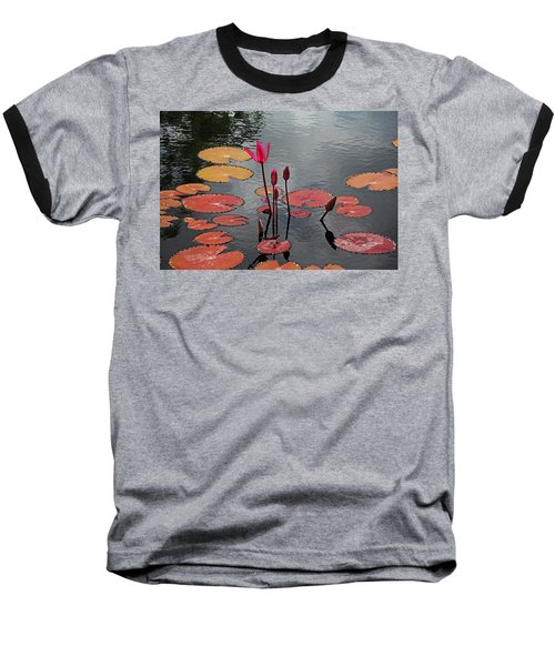 Baseball T-Shirt featuring the photograph Hopefully Ever After by Michiale Schneider