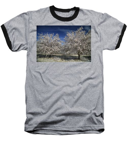 Baseball T-Shirt featuring the photograph Hopes And Dreams by Laurie Search