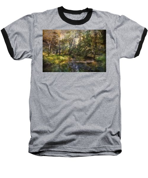 Hopkins Pond, Haddonfield, N.j. Baseball T-Shirt