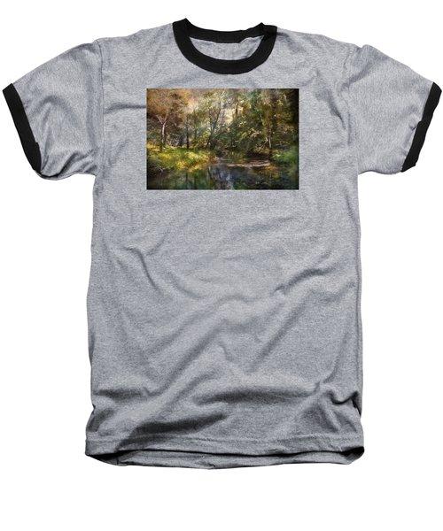 Hopkins Pond, Haddonfield, N.j. Baseball T-Shirt
