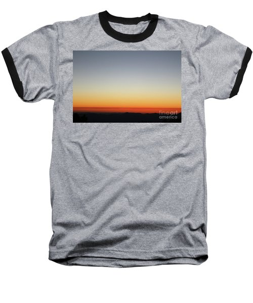 Horizon On Fire Baseball T-Shirt