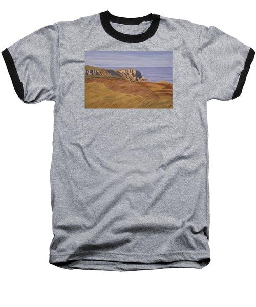 Horn Head Baseball T-Shirt