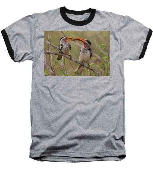 Hornbill Love Baseball T-Shirt
