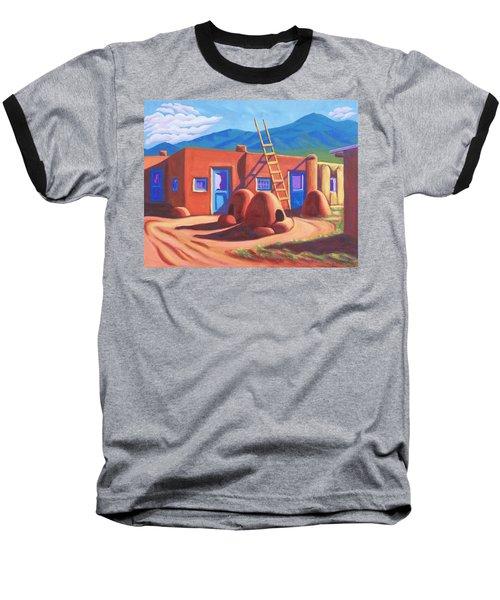 Horno De Pan Taos Baseball T-Shirt