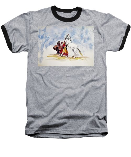Horse Dance Baseball T-Shirt