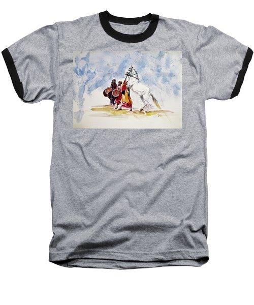 Horse Dance Baseball T-Shirt