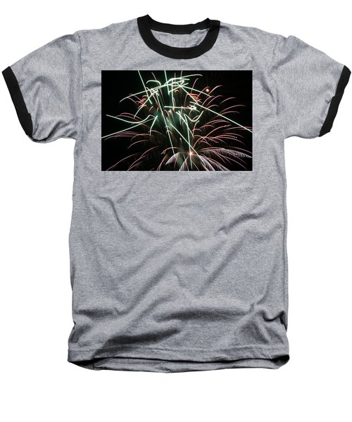 Baseball T-Shirt featuring the digital art Horse Head In The Sky by Gary Baird