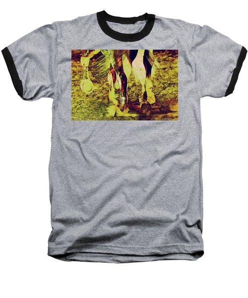 Horse Legs Baseball T-Shirt