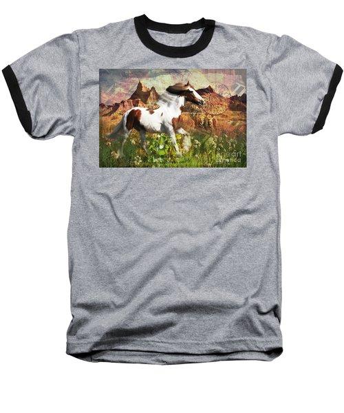 Horse Medicine 2015 Baseball T-Shirt