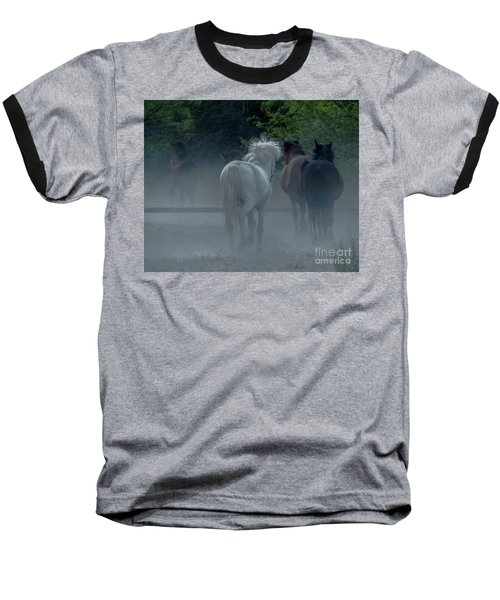 Horse 8 Baseball T-Shirt