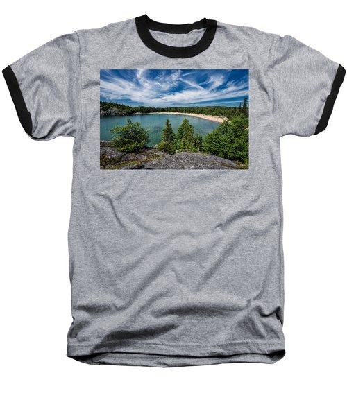 Horse Shoe Bay Baseball T-Shirt