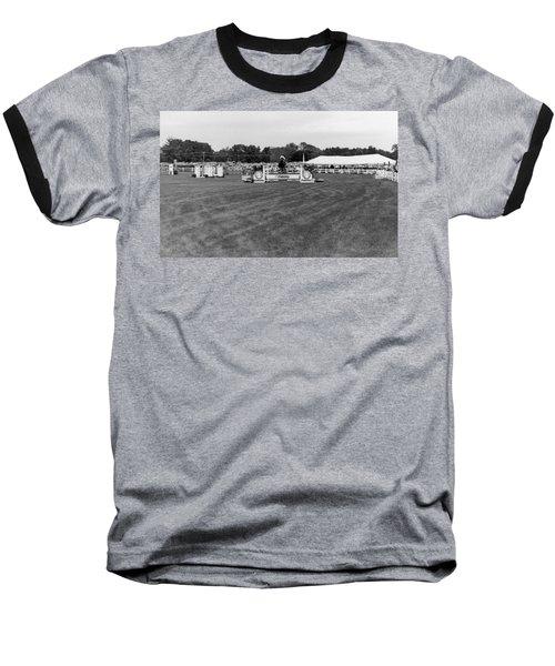 Horse Show  Baseball T-Shirt