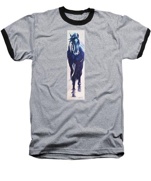 Horse Sz Baseball T-Shirt