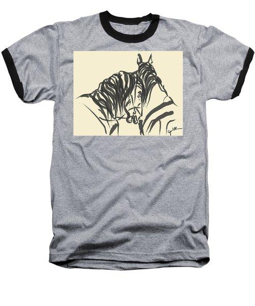 Horse - Together 9 Baseball T-Shirt