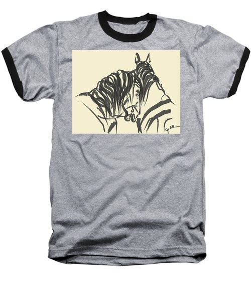 Horse - Together 9 Baseball T-Shirt