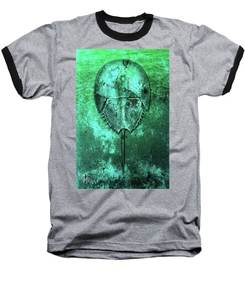 Horseshoe Crab Baseball T-Shirt