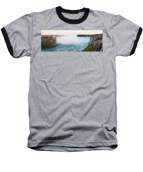 Horseshoe Falls At Dusk Baseball T-Shirt