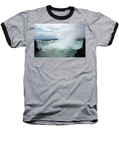 Horseshoe Falls Baseball T-Shirt