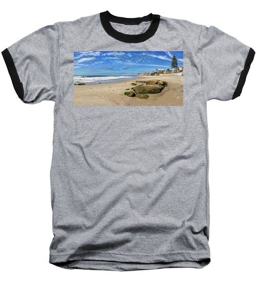 Baseball T-Shirt featuring the photograph Horseshoes by Peter Tellone