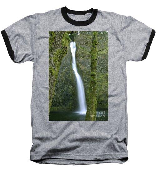 Horsetail Falls Baseball T-Shirt