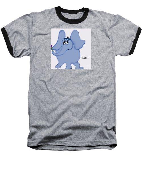 Horton Baseball T-Shirt by Susan Garren