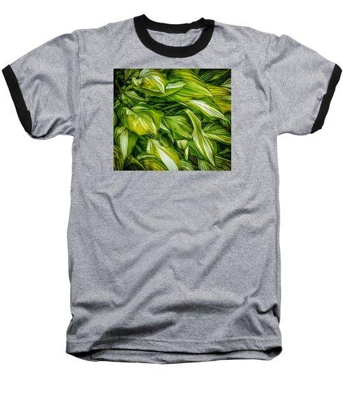 Hosta Chaos Baseball T-Shirt