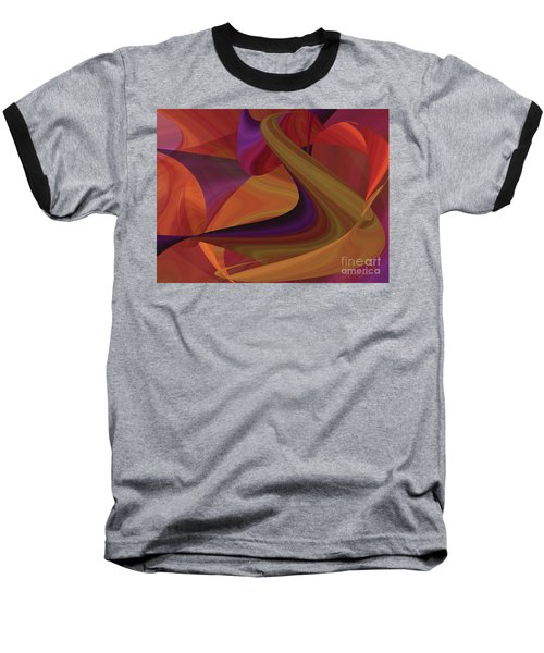 Hot Curvelicious Baseball T-Shirt