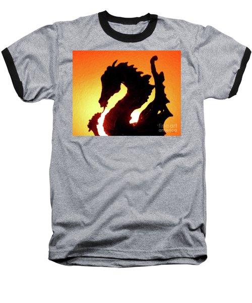 Hot In Here Baseball T-Shirt