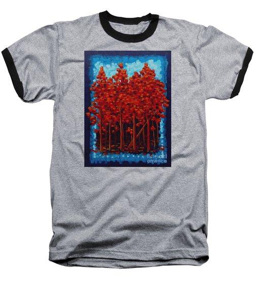 Hot Reds Baseball T-Shirt