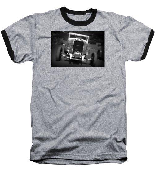 Hot Rods At Pendine 11 Baseball T-Shirt