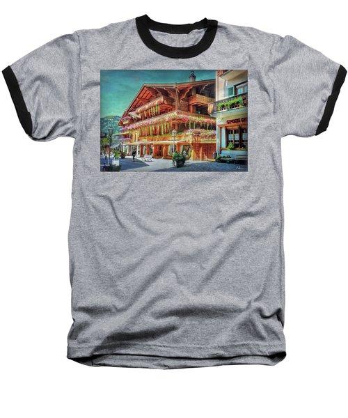 Baseball T-Shirt featuring the photograph Hot Spot by Hanny Heim