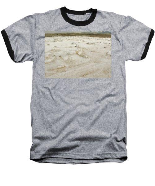 Chert Deposits Baseball T-Shirt by Patrick Kain