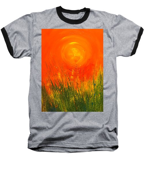 Hot Sun Baseball T-Shirt