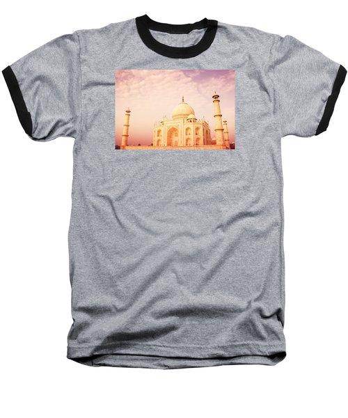Hot Taj Mahal Baseball T-Shirt