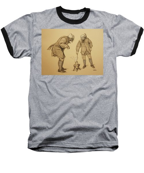 Hot Toddy Baseball T-Shirt